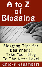 A to Z of Blogging: Buy from Amazon