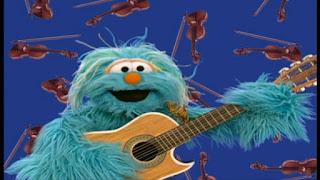 Elmo's World Violin
