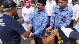 Dengan Keterbasan, PMI Kabupaten Cirebon Kejar Sertifikasi CPOB