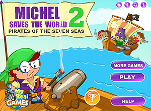 Michel Saves the World