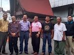 Punguan Pakpahan Hutanamora Medan Peduli Pendidikan di Bona Pasogit