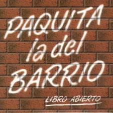 Paquita La Del Barrio - Libro Abierto (1994)