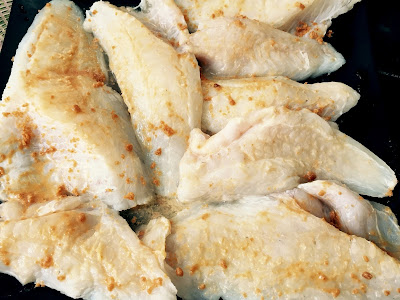 peixe receita