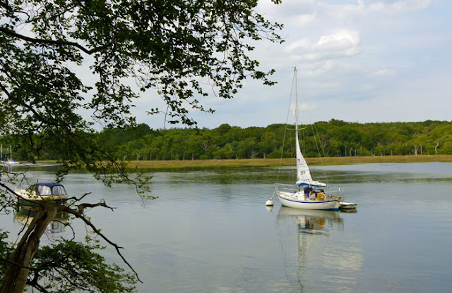 Beaulieu River.
