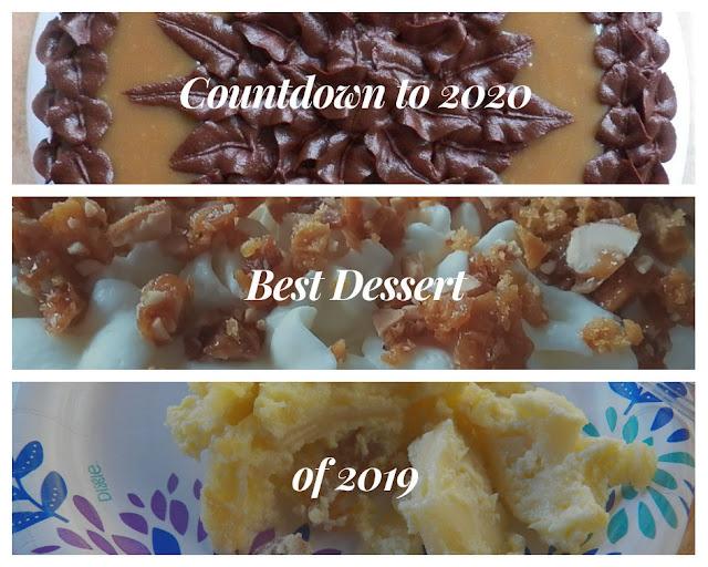 Countdown to 2020 Desserts