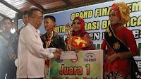 Dua siswi SMA Negeri 1 Bumiayu juarai Duta Genre 2019
