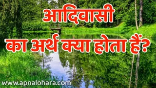 Aboriginal Meaning In Hindi, Tribal Hindi Meaning, Adivasi Ka Matlab,