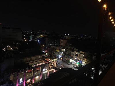 Đồi Rooftop quận Tân Bình