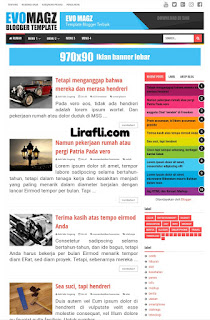 Download Template Evo Magz V4.7 dan V4.9 Gratis Premium