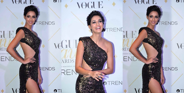 Disha Patani Photos at Vogue Beauty Awards 2017