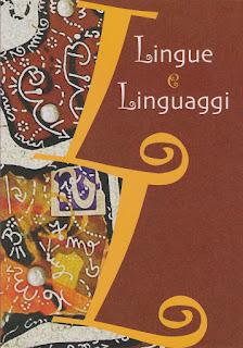 Logo della rivista Lingue e linguaggi