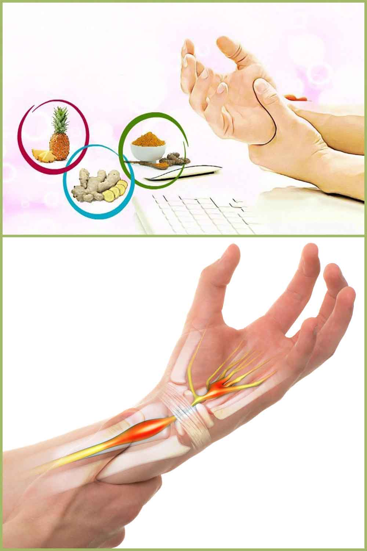 Syndrome du canal carpien: Prévention et remèdes maison pour le soulagement