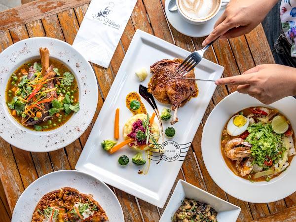 Viva Victoria - A Premium Casual Restaurant With Round The World Cuisine