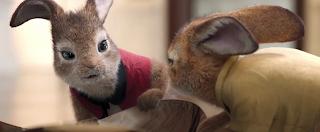 Download Peter Rabbit 2: The Runaway Movie English audio scene 1