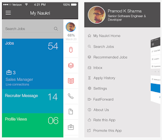 Naukri's Mobile Job Search App   Mobile Job Search Apps