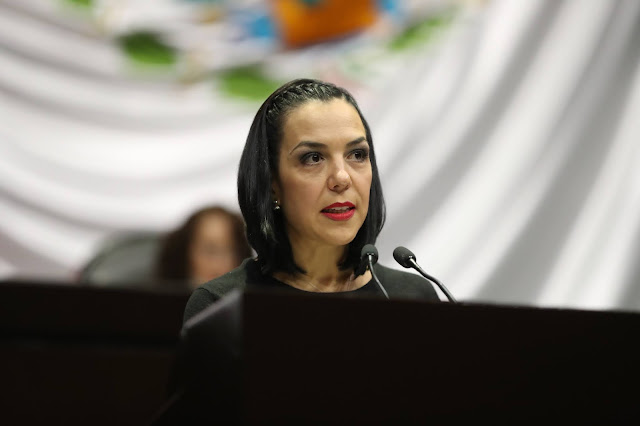 diputada Isabel Guerra Villarreal (PAN)
