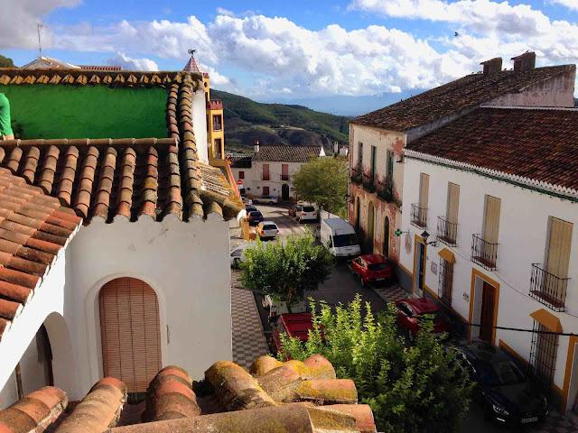 Carratraca war unser Mittagsstop, bevor wir mit den eMTBs weiter fuhren.