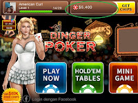 Texas Holdem Dinger Poker Apk Mod V1.0.4800 Full Terbaru  Gratis