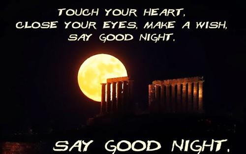 Selamat Malam Romantis Buat Pacar Yang Jauh