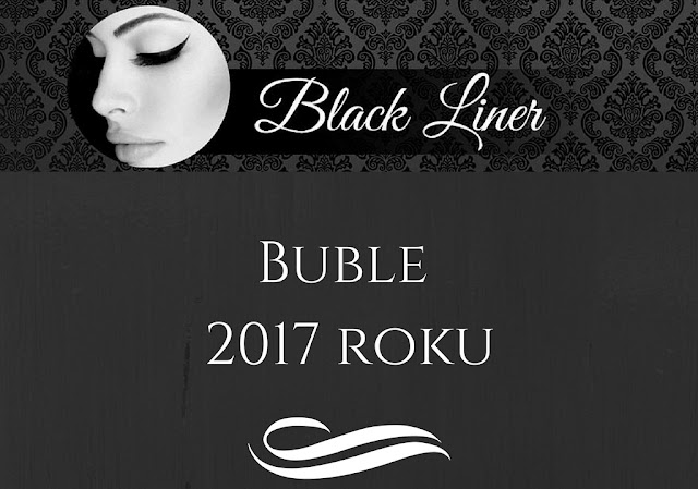 Buble 2017 black liner