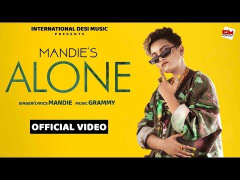 Alone - Mandie Sarangal MP3 Song Download 2020 | Grammy | Latest Punjabi Songs 2020 | lyricstuff.Com