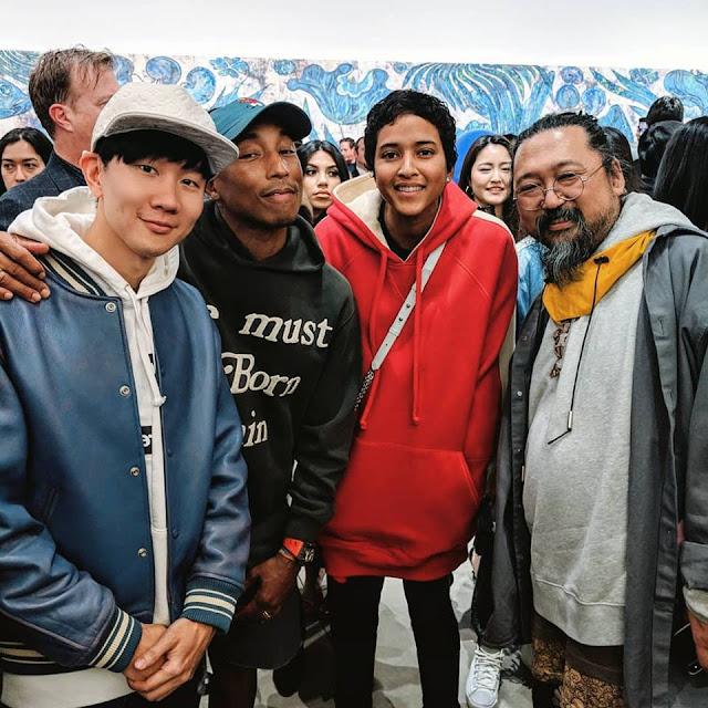 JJ Lin Pharrell