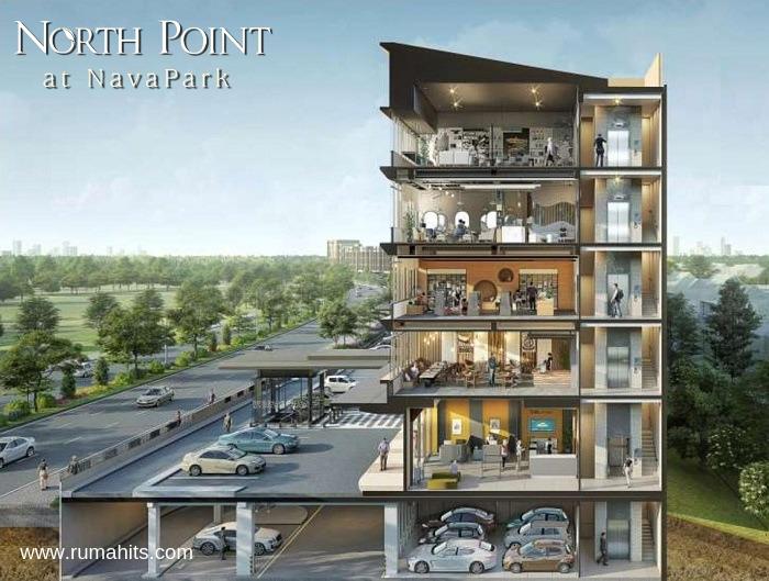 North Point Navapark BSD City