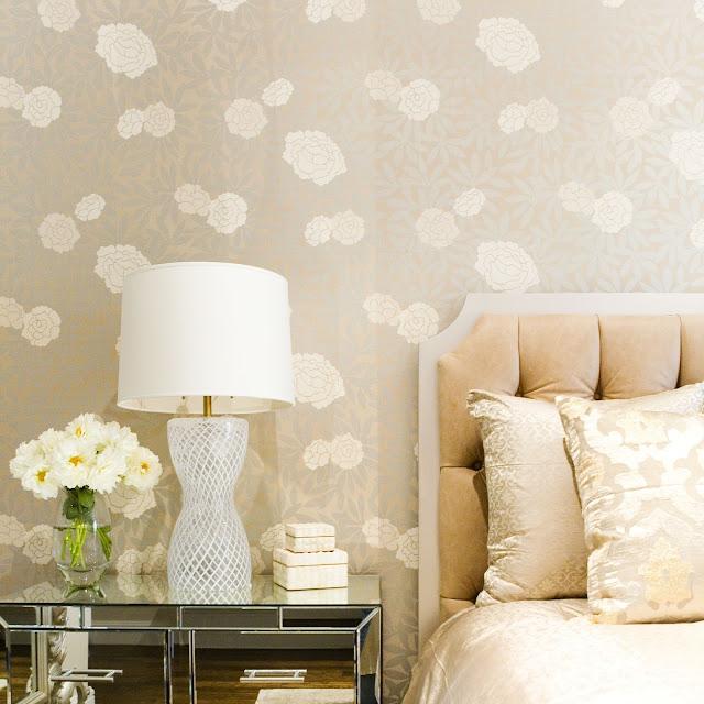 6 Ide Motif Wallpaper Dinding Kamar Remaja Tidur Perempuan