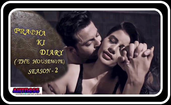 Mokshita Raghav sexy scene - Prabha ki Diary (2021)
