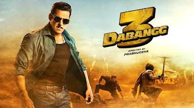 Download Dabangg 3 (2019) Hindi Full Movie 480p [400MB] | 720p [1GB] | 1080p [2GB]