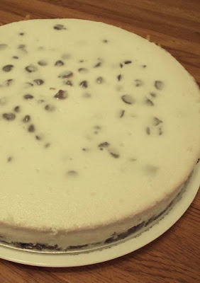 Yummy Chocolate Chip Cheesecake