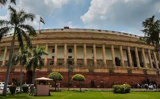 bihar-drought-raised-in-parliament