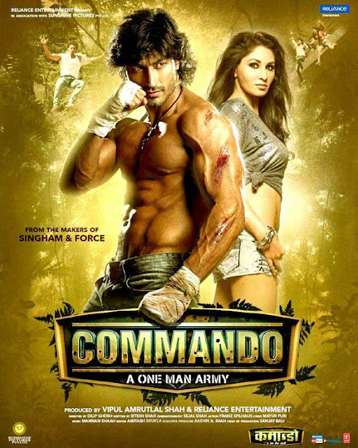 Commando - All Songs Lyrics (2013)