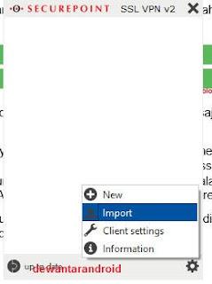 software openvpn client