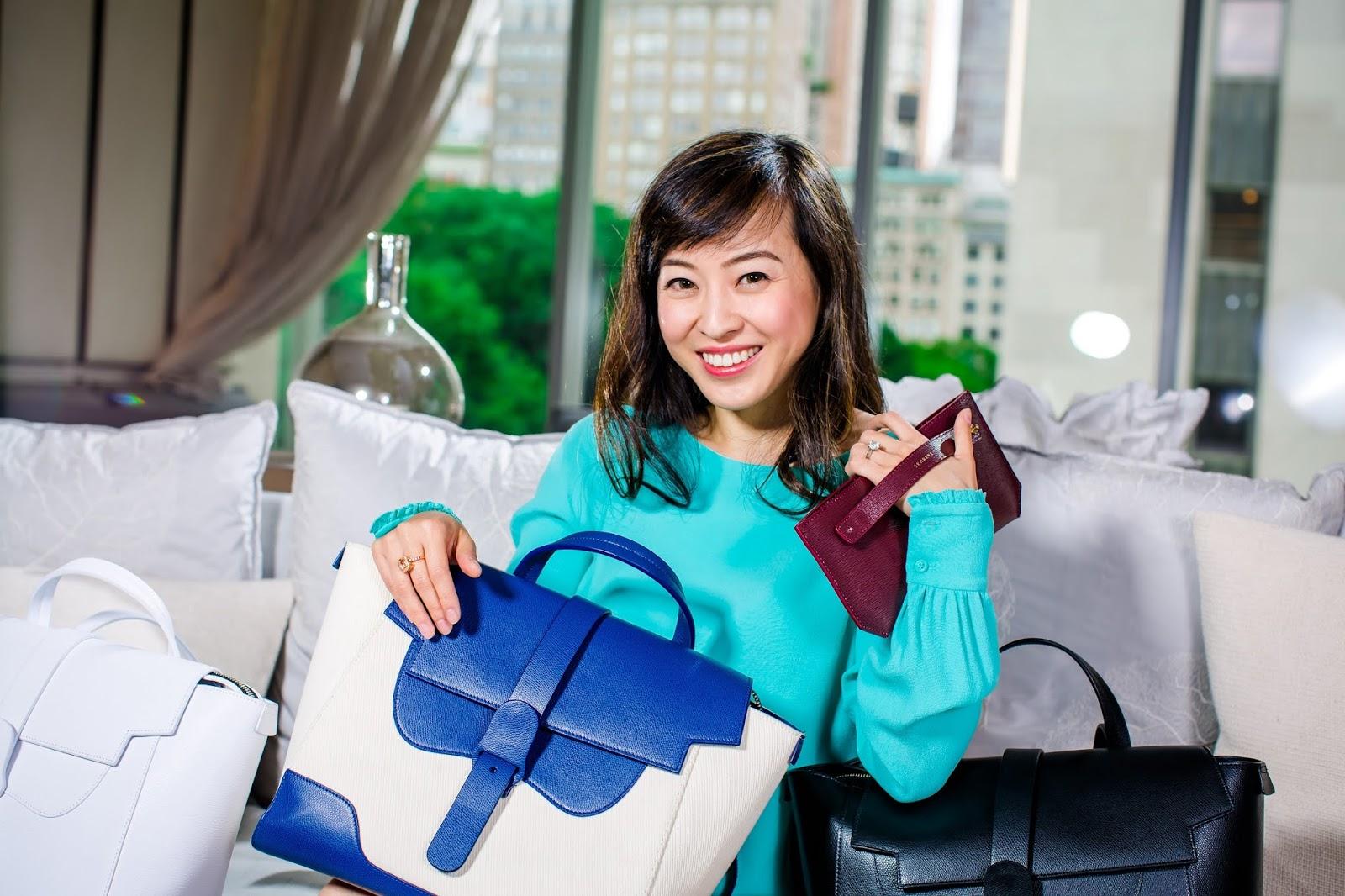Coral Chung Loves Her Job at Senreve