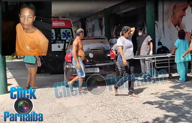 Guerra sem fim: Jovem de 15 anos é morto a tiros no bairro São Vicente de Paula, em Parnaíba