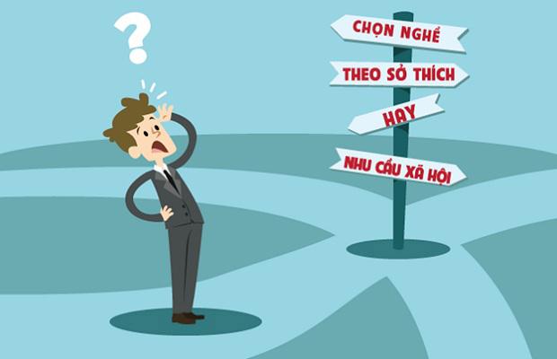 4 Nguyên nhân khiến bạn lựa chọn sai nghề