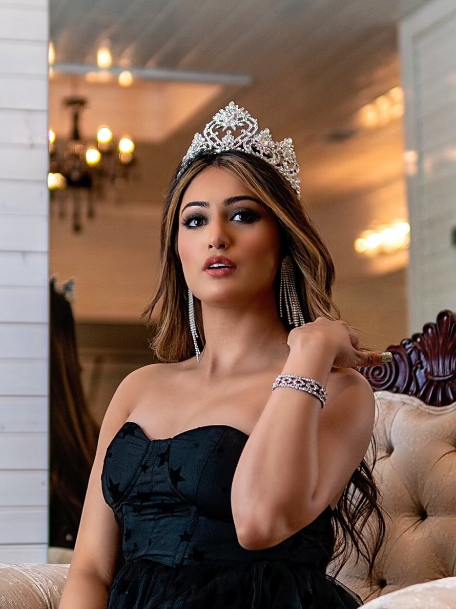 Mrs. Pakistan World 2020