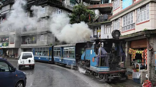 Darjeeling toy train's heritage tag under threat, UNESCO to send team