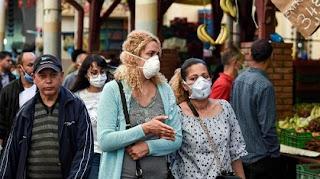 تونس، فيروس كورونا، الكمامة، الوقاية من فيروس كورونا، عقوبات، السجن، البروتوكولات الصحية، الوضع الوبائي، يسر ونّاس، الأناضول، حربوشة نيوز