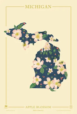 50 States of Beauty Print Giveaway #12daysofholidaygiveaways