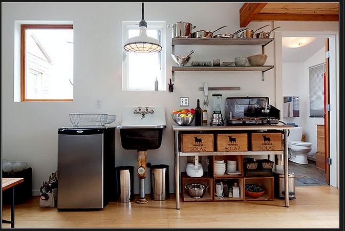 Come costruire casa con pochi soldi il garage abitato - Costruire palestra in casa ...