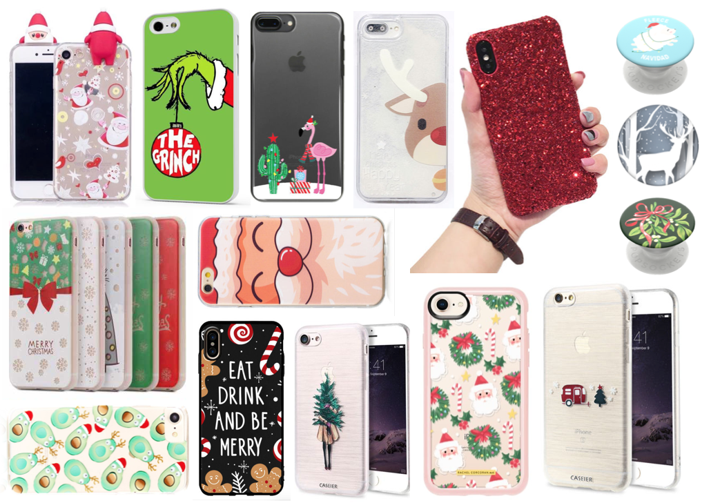 Christmas iPhone Cases 2018