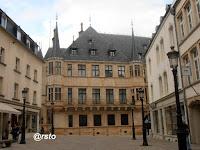 Lussemburgo Palazzo Ducale