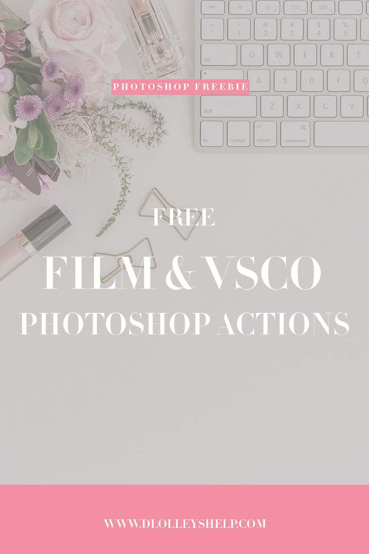 Vsco photoshop actions download