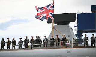 Seventh on this list is the United Kindom Navy. This navy is known as the Royal Navy. Royal Navy is the oldest known military service in the United Kingdom. The Royal Navy, with a history of 475 years, currently has 33,380 Regular, 4,000 Maritime Reserve and 7,960 Royal Fleet Reserve.The Royal Navy has 79 commissioned ships 92 including RFA and 174 aircraft.
