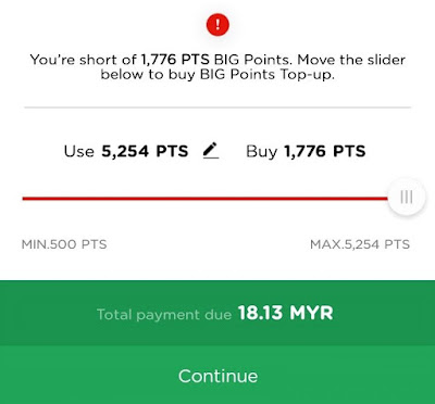 Cara Jimat Beli Tiket Flight AirAsia - Kumpul AirAsia BIG Points (Part 2)