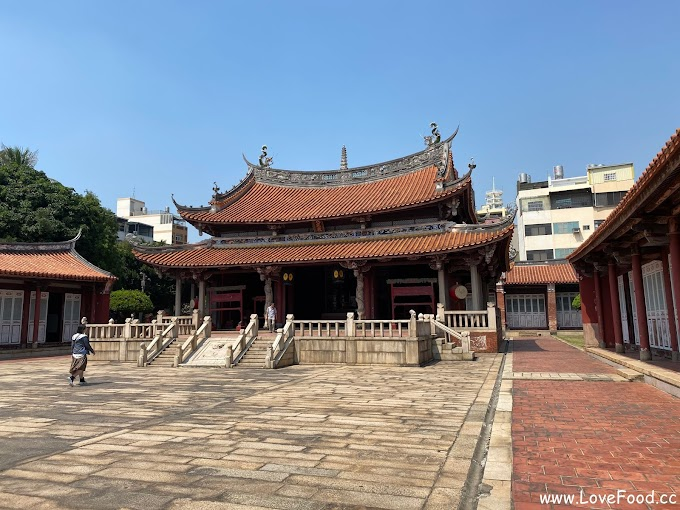 彰化市-彰化孔子廟-國定古蹟 3百年歷史-zhang hua kong zi miao