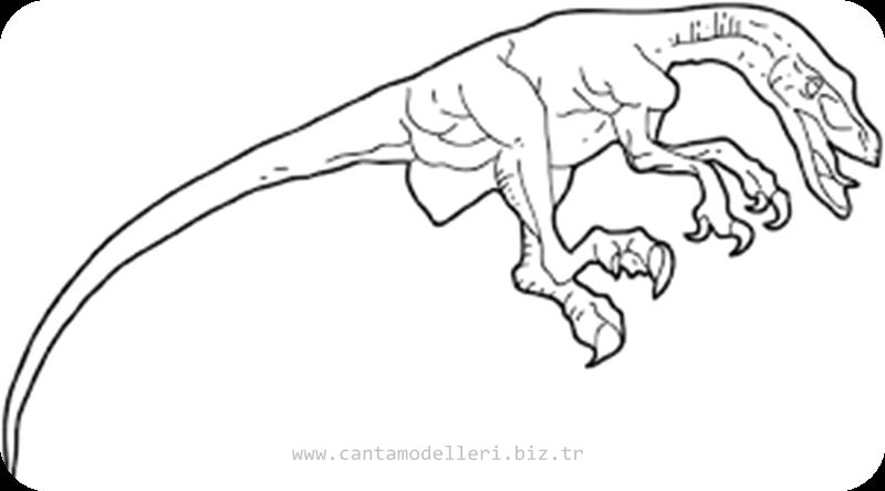 wie ein dinosaurier zu ziehen  free mandala