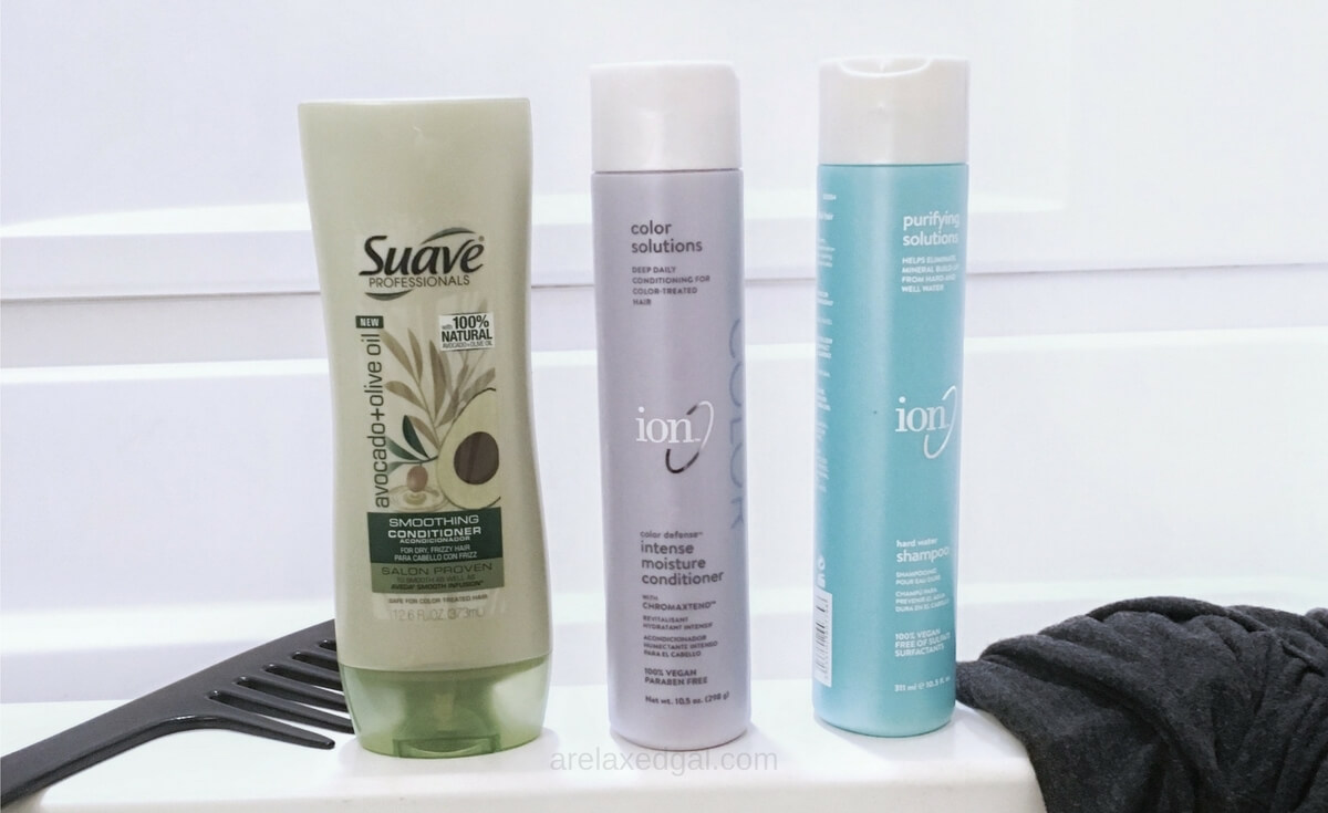 Expiring hair products | arelaxedgal.com